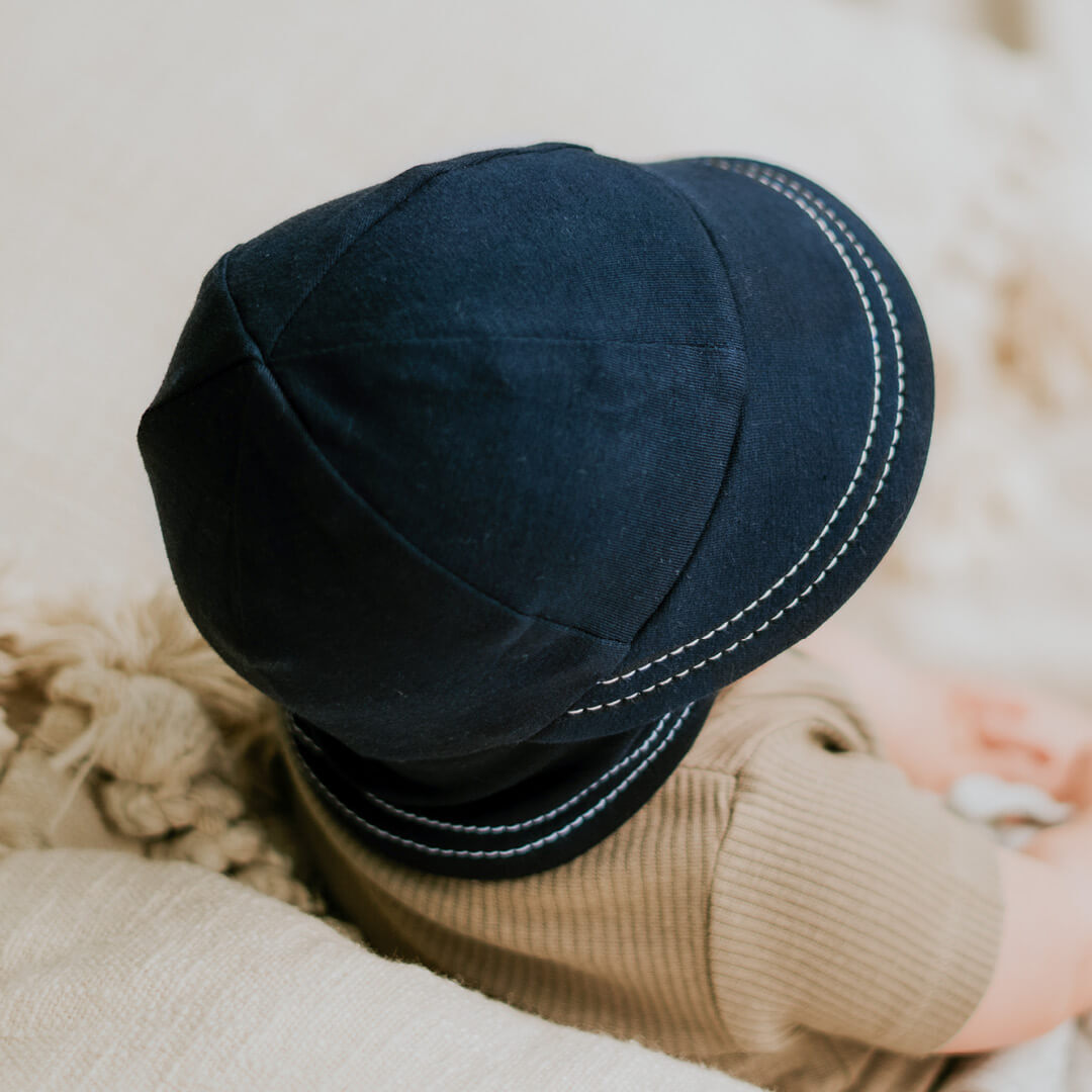 Kids Bucket Sun Hat with Strap - Shop Online UPF 50+ Boys, Girls & Unisex Styles Finally a sun hat that won't flop in their eyes! Tired of finding tiny brims offering little coverage - the Bedhead Bucket Hat .