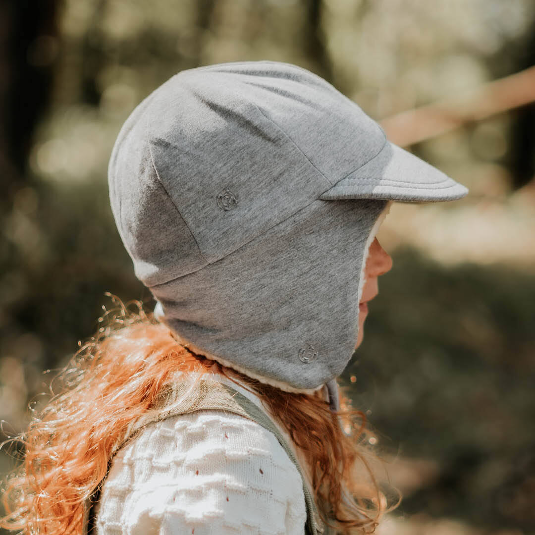 Free crochet hat patterns are great come wintertime! This Ear Flap Hat for Kids works up quickly and is a great gift for everyone on your list. This pattern is geared to fit kids ages Hat begins at top of head, ear flaps attached at lower edge of hat. Chain 4, sl st to first ch to form a ring.
