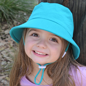 Day Care Bucket Hat - Turquoise