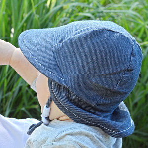 Day Care Legionnaire Hat - Denim