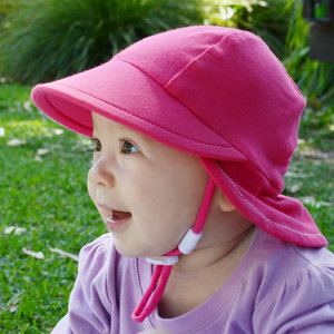 Day Care Legionnaire Hat - Raspberry