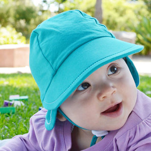 Day Care Legionnaire Hat - Turquoise