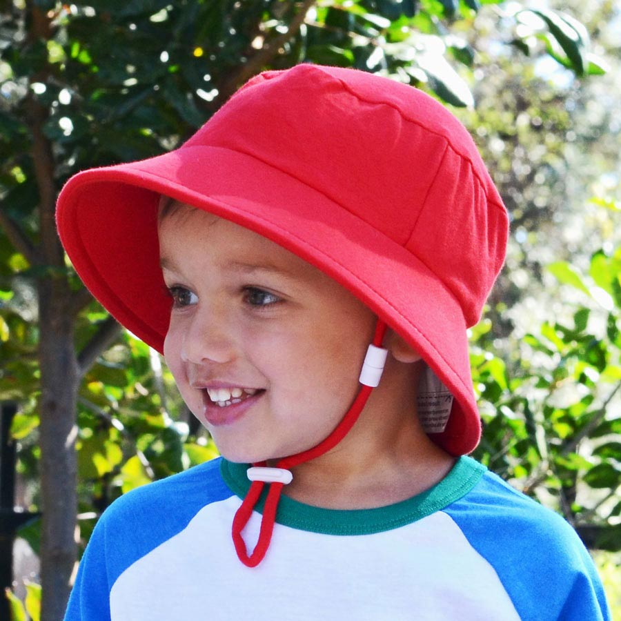Day Care Bucket Hat - Red 530027314489