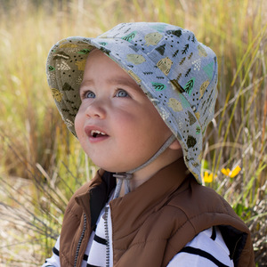 Toddler Bucket Hat - Woods