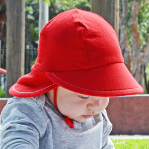 Day Care Legionnaire Hat - Red