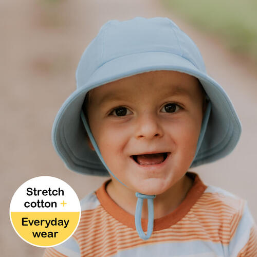 Toddler Bucket Hat - Chambray