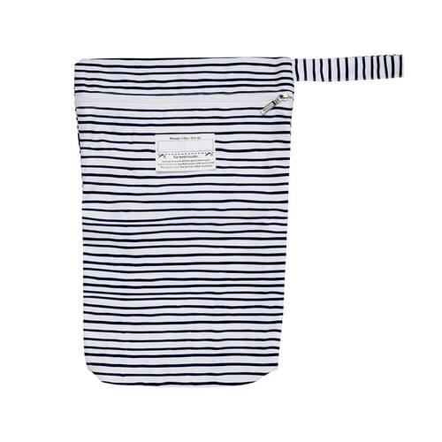 Wet Bag - Stripe Print