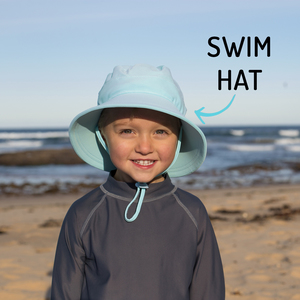Swim Hats vs Cotton Hats - What's the difference?